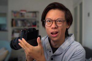 Sony A7S III Fotoaparatas