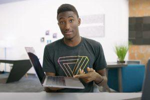 Macbook Pro 13″ Retina su Touch bar