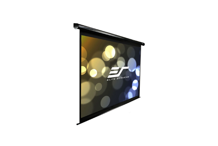 Projektoriaus ekranas Elite Screens 1.8×1.8m.