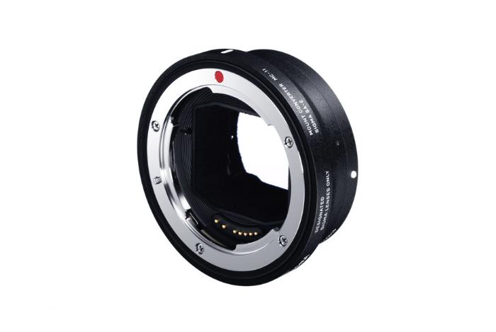 Sigma MC-11 Canon EF to Sony E-mount adapteris