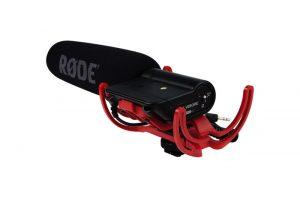 Kryptinis mikrofonas Rode VideoMic