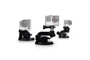 GoPro stiklo arba lygių paviršių laikiklis