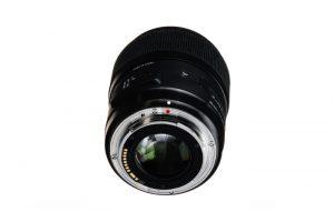 Sigma 35mm f/1.4 (EF Canon)