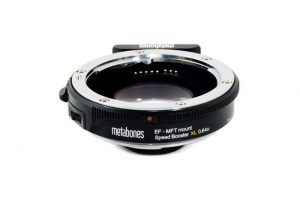 Metabones Speed Booster Canon-EF to M43 XL 0.64x