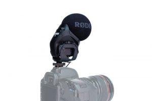 Rode Stereo išorinis mikrofonas