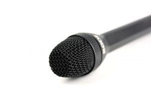 Rode Reporter XLR mikrofonas