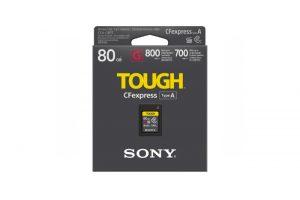 SONY CFexpress 80GB TYPE A Tough