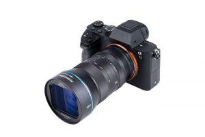 Sirui 24mm f/2.8 Anamorphic 1.33x Lens
