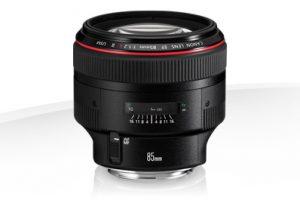 Canon EF 85 mm f/1.2L II USM