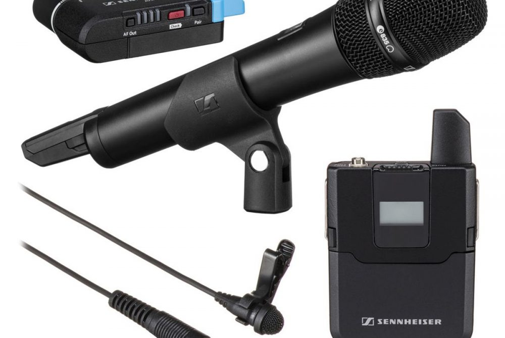 Sennheiser AVX Mikrofonų rinkinys