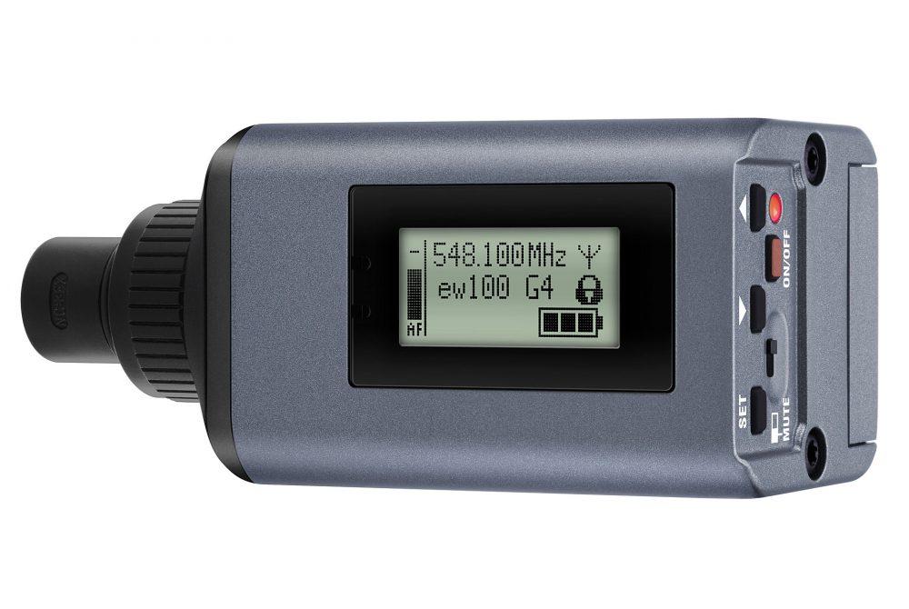 Sennheiser SKP 100 G4 Plug-On Transmitter