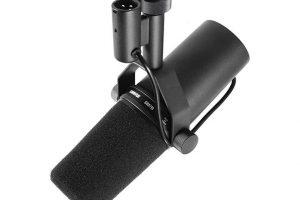 Shure SM7B mikrofonas